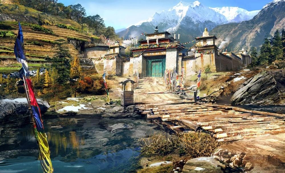 fc4-tibetan-village