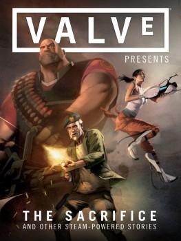 La copertina del volume a fumetti.