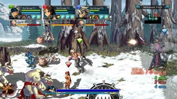 Dungeon Fighter Live: la grafica