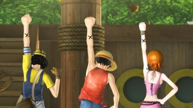 One Piece Pirate Warriors4