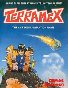 Terramex: copertina