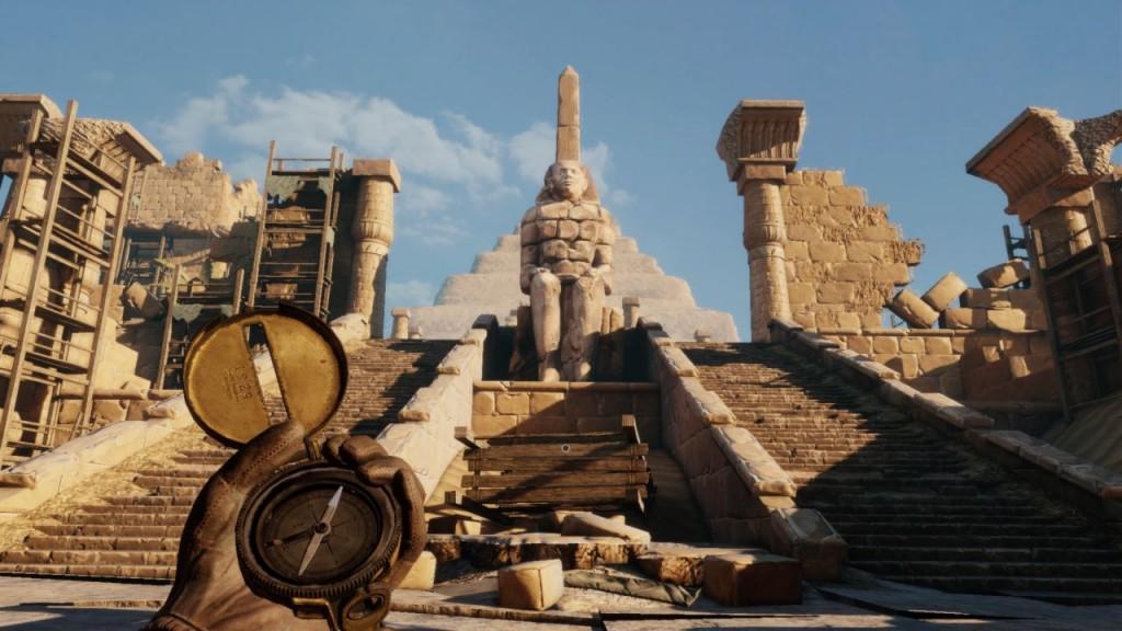 Tutto inizia qui, nel lontano Egitto.