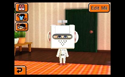 Anche Tomodachi Life offre interessanti possibilità di personalizzazione, non arriva nel dettaglio come Animal Crossing, ma non ci possiamo comunque lamentare