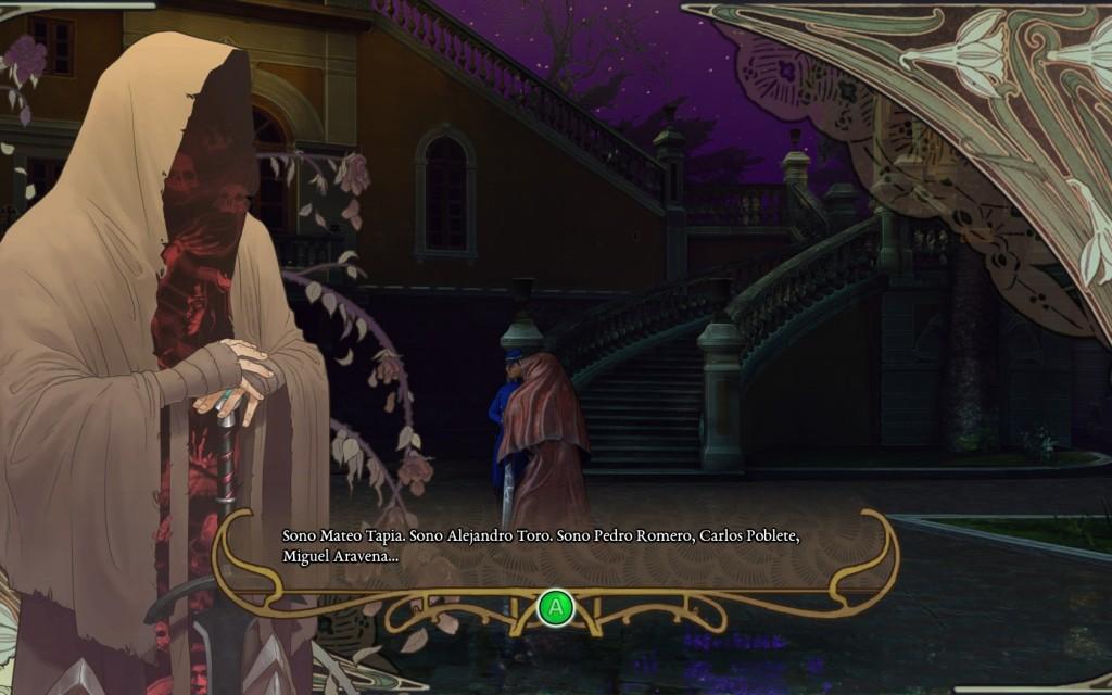 Il Ghost Monk, secondo personaggio sbloccabile, è piuttosto interessante, nonostante il set di mosse molto più rigido rispetto a quello della flessuosa Katrien.
