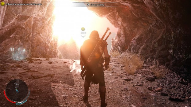 Anche Mordor può apparire bella. Giusto quel quarto d'ora al giorno.