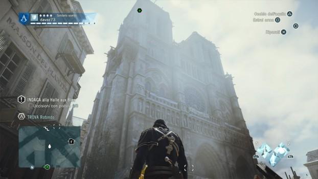 Notre-Dame... ed è subito Parigi.