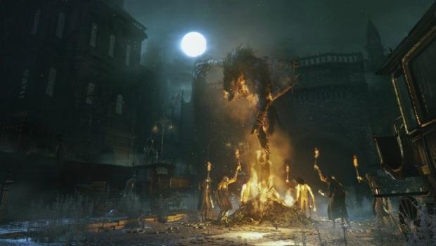 L'odore del fuoco non può coprire il fetore della morte.