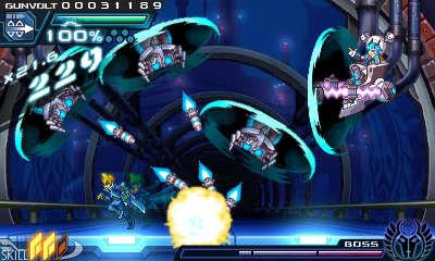Ogni boss ha tre barre d'energia. Spesso gli attacchi cambieranno dall'una all'altra, ed una volta arrivati a quella finale... parte l'attacco finale.