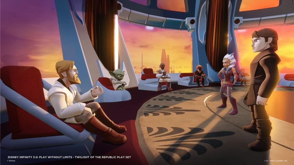 Il consiglio Jedi di Coruscant, ovvero il branco di idioti che ha causato la caduta della Repubblica non avendo notato che aveva un Lord Sith sotto casa, nonché, ricordiamolo, incaricando fessi come Qui Gon Jin di missioni di importanza vitale per il futuro della galassia.