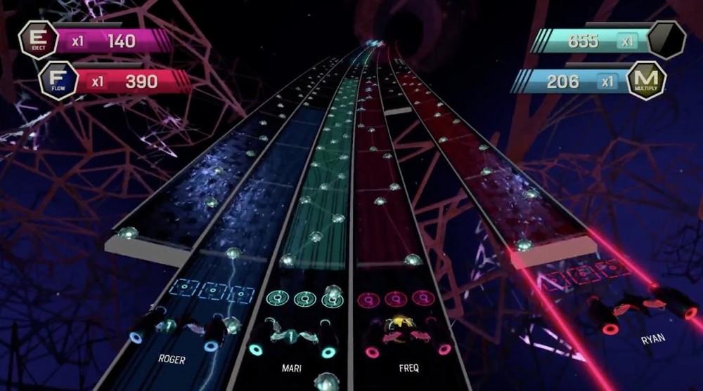 Uno screen della modalità multiplayer: molto divertente, a patto di giocarci con gente di livello simile.