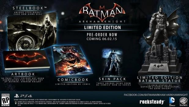 Però anche la statua di Batman fa una certa figura. E costa meno!
