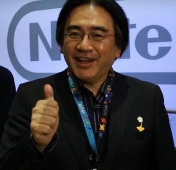 Satoru Iwata, uno che ci credeva per davvero.