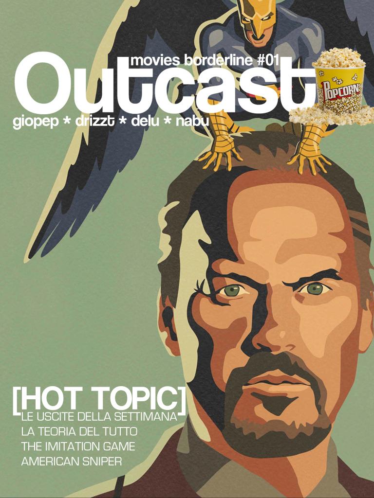 Outcast popcornA