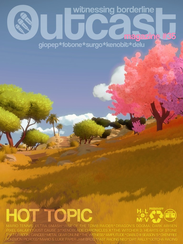 Outcast Mag 35