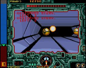 Aurail  (1990), un uso piuttosto estremo della tecnologia System 16!