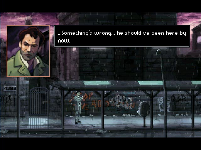 Gemini Rue è fra i titoli più apprezzato di Wadjet Eye Games.