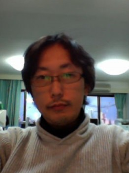 Ecco il volto dell'Eroe (dal profilo Facebook di Nishizawa-san).