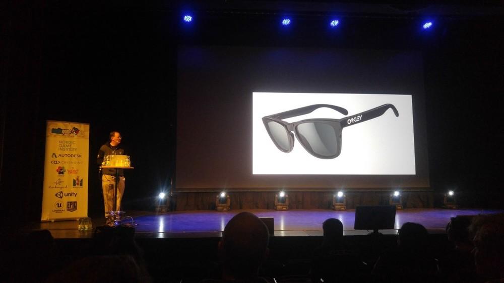La realtà virtuale del futuro.