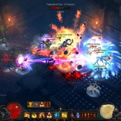 Graficamente il gioco è identico, a parte l'aggiunto degli effetti di rifrazione.