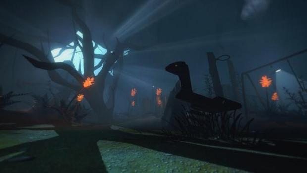 Il gioco non nasconde la sua natura onirica, mostrando scenari sempre più astrusi.