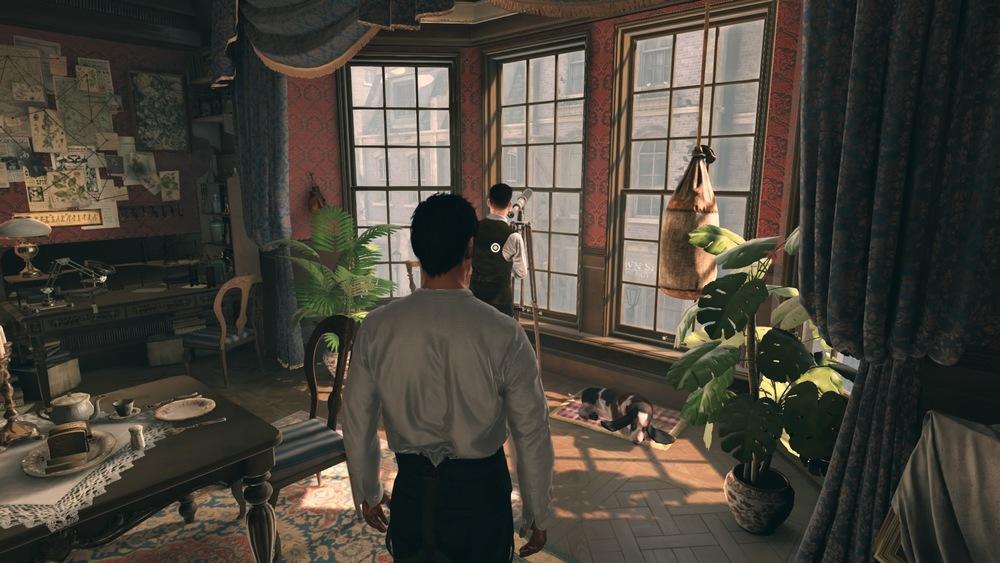 Artisticamente il gioco è ispirato, peccato per il frame rate agghiacciante.