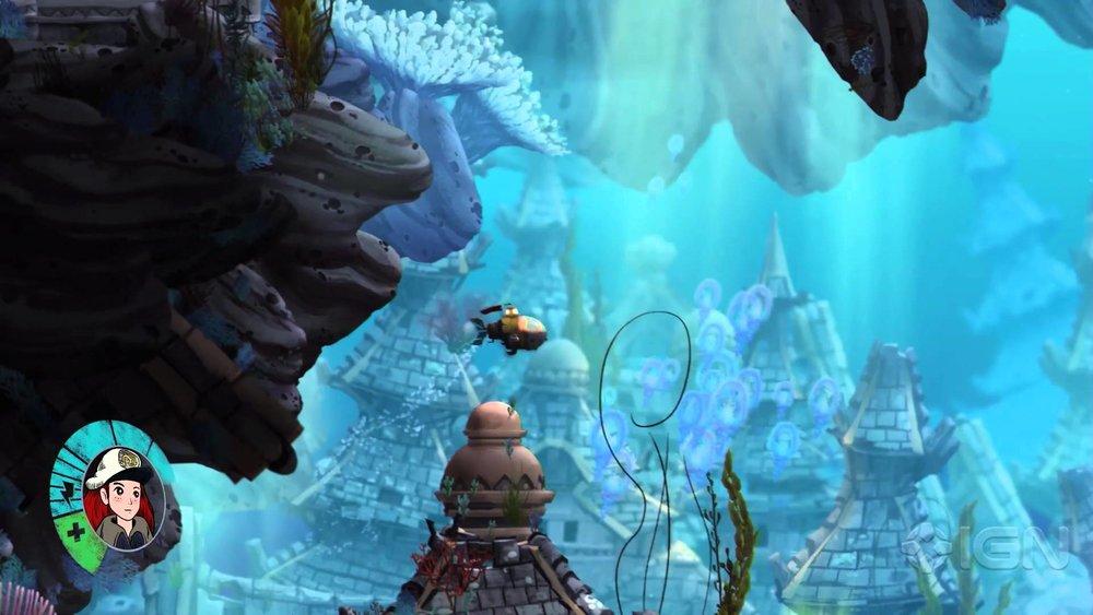 Artisticamente il gioco è un bel vedere, pur senza picchi stratosferici.