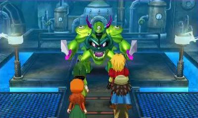 Questo androide cattivissimo è il boss di una delle storyline più interessanti e meno piatte.