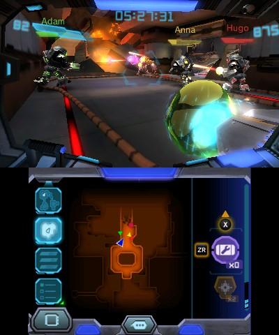 Anche se la modalità specializzata nelle palle è Blast Ball, enigmi a base di sfere non mancano nemmeno nella modalità principale.