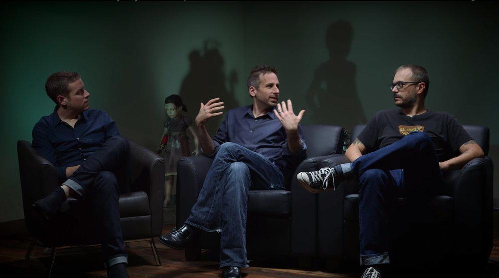 Forse, le interviste ai creatori sono, al netto dei DLC, la vera succosa aggiunta del pacchetto.