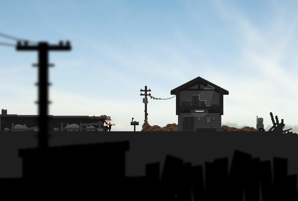 A dispetto di molti paesaggi solari, il gioco rimane profondamente drammatico.