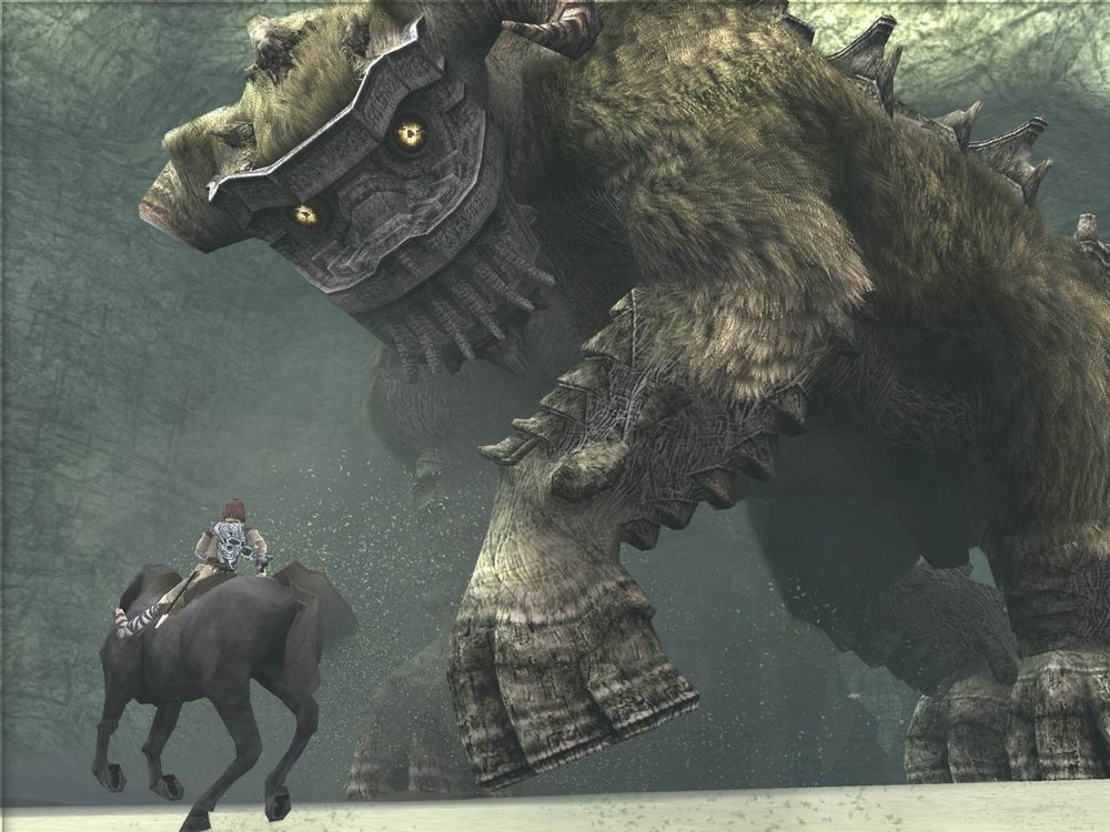 La poesia di Shadow of the Colossus è molto più difficile da percepire di quanto mi aspettassi.