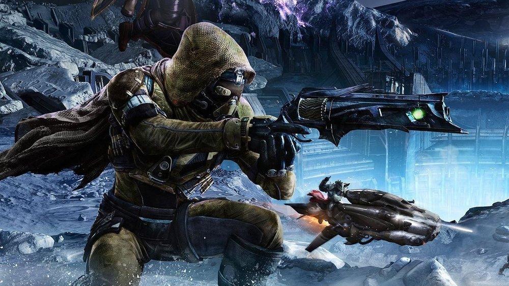 L'Aculeo, una fra le pistole esotiche più ricercate in Destiny. Ha lo stesso drop rate del biglietto vincente della lotteria.