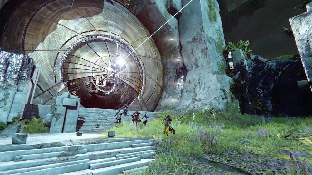 La volta di vetro , il primo e più apprezzato Raid di Destiny