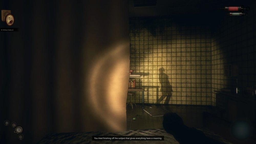 Se guardate abbastanza a lungo, vi renderete conto che non è uno screenshot di BioShock giocato con le impostazioni grafiche al minimo.