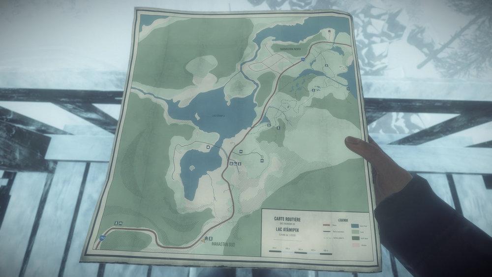 La mappa silenthilliana può farvi battere il cuore, ma niente horror, mi spiace.