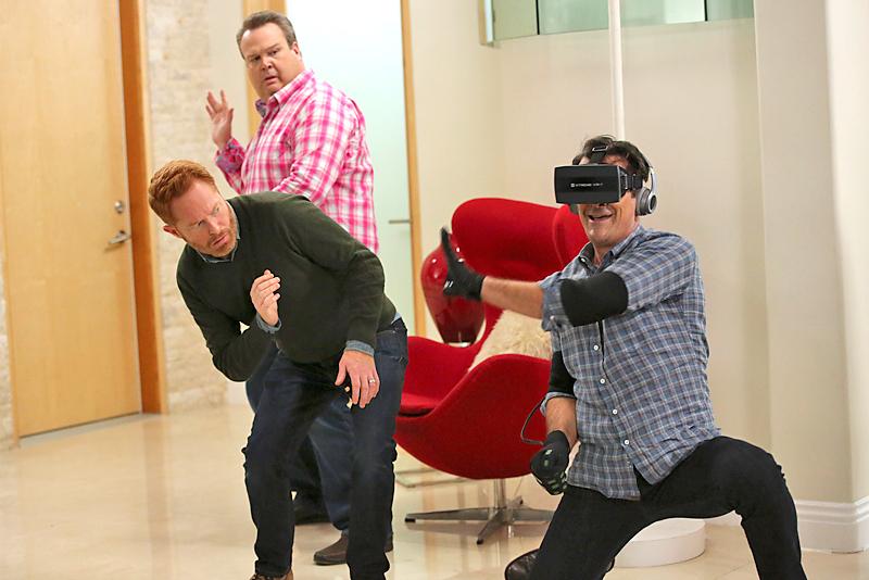 Modern Family esagera con la VR.
