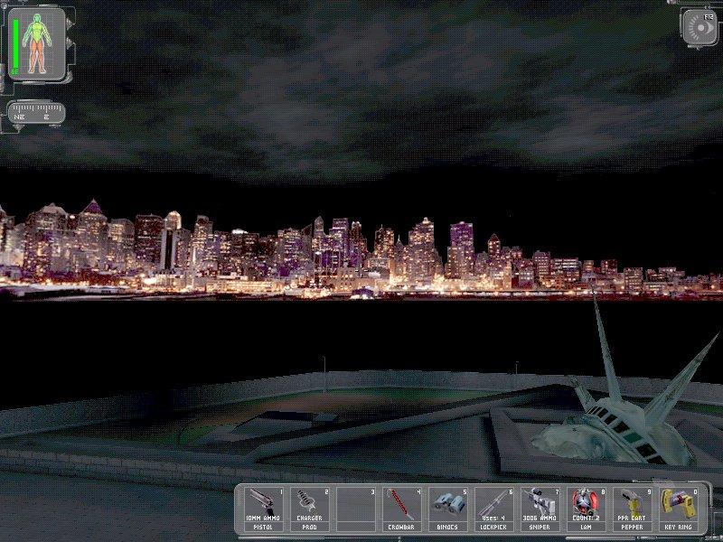 Manca qualcosa nella skyline di Manhattan pre-2001 o sbaglio?
