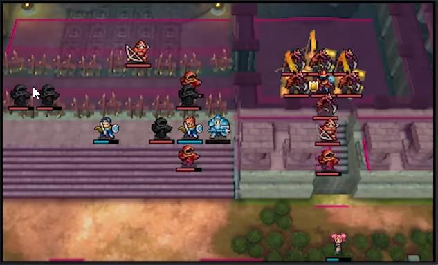 In  Echoes  ci sono alcuni mostri che generano nemici a garganella, e sono i protagonisti dei livelli più difficili del gioco. In quelle situazioni, un colpo di amiibo può essere un toccasana.
