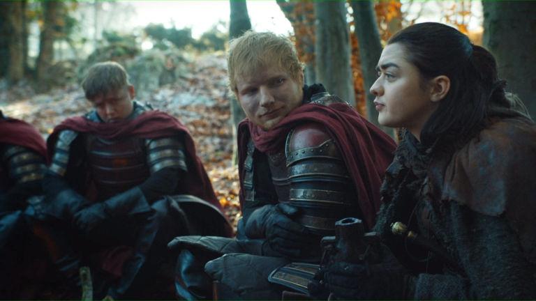 Un cameo, quello di Ed Sheeran, che è indice di quanto  Il trono di spade  sia ormai entrato a pieno titolo nella cultura pop.