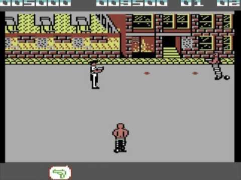 Possibile che la mancata conversione di Jail Break sia il fantomatico RC726? Giudicando dai risultati su Commodore 64, non ci saremmo persi nulla.