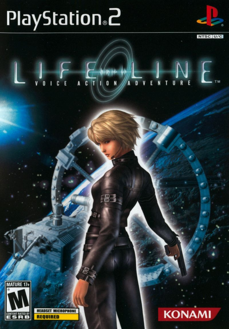 Fun fact: nel 2003, Sony ha pubblicato su PlayStation 2  Lifeline , un'avventura fantascientifica interamente gestita tramite comandi vocali. Bruttarella ma intrigante.