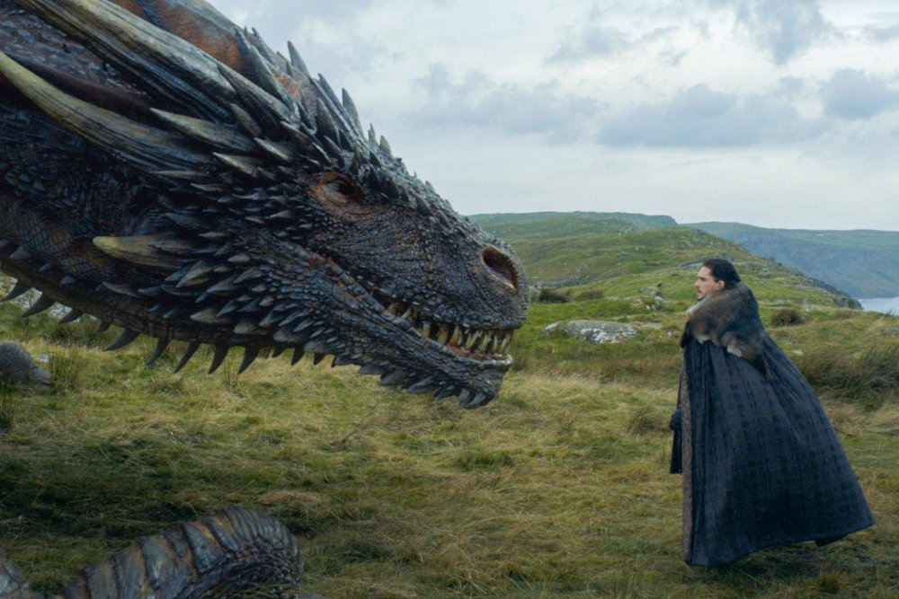Accarezzare un drago è forse il miglior modo per fare colpo.