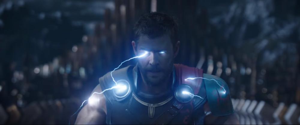 Thor sta per piantare un casino pazzesco.