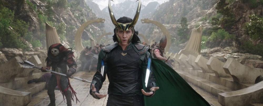 Loki sta per piantare un casino pazzesco.