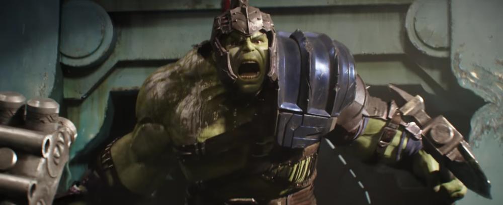 Hulk sta per piantare - indovinate un po'? - un casino pazzesco.