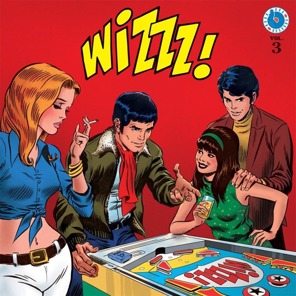 Il Wiz in uno scatto di repertorio ai tempi delle medie.