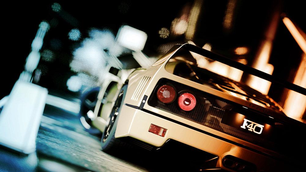 Gran Turismo SPOT.