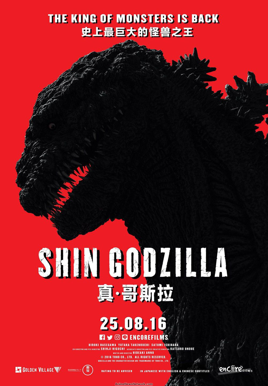 - Lo Shin Godzilla di Hideaki Anno non ha assolutamente niente che non vada. Ma la cifra per produrlo è stata di 82 milioni di yen. Star Wars: Rogue One ne è costato 200. C'è un problema.