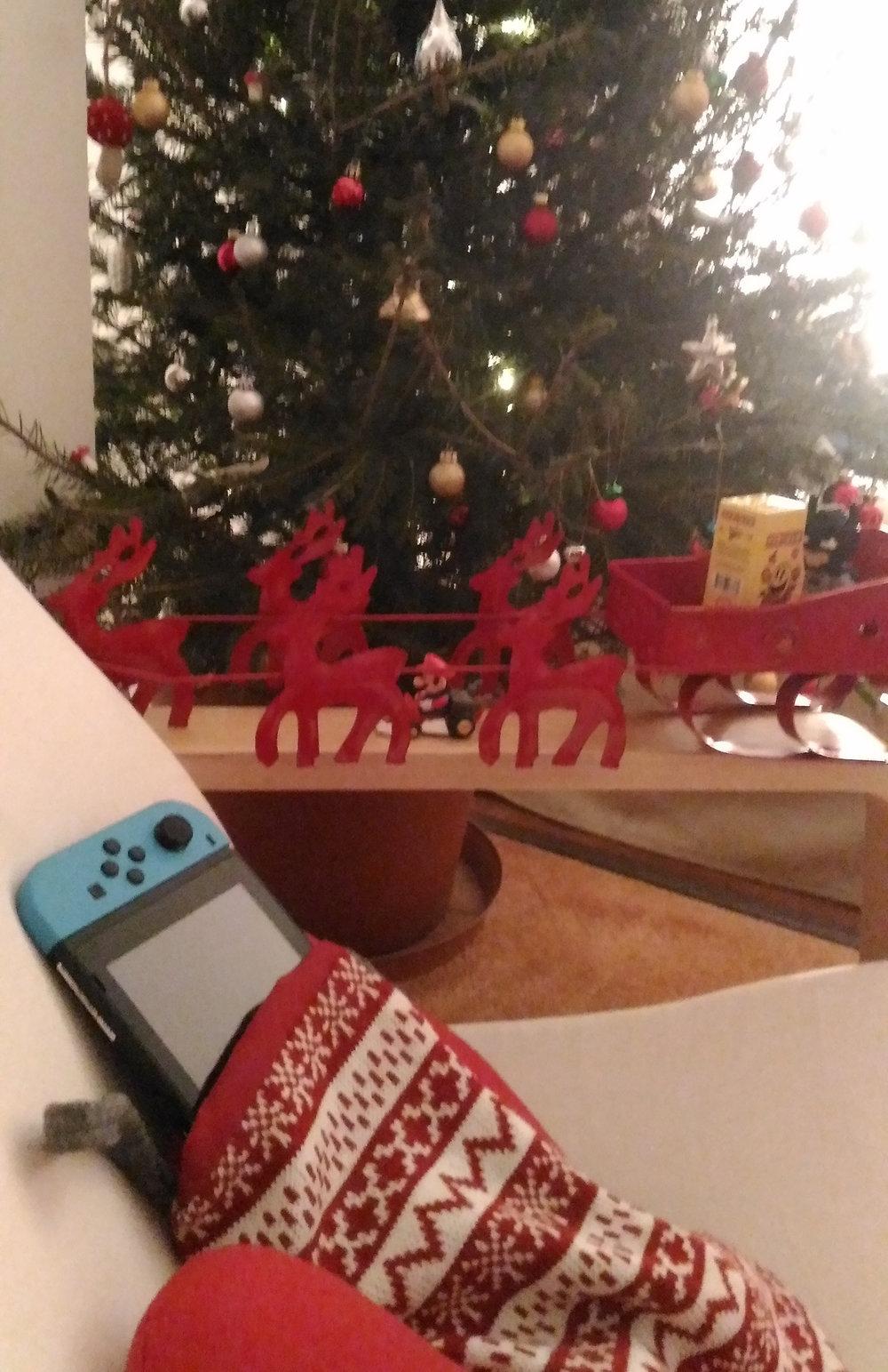 «E anche questo Natale ...».