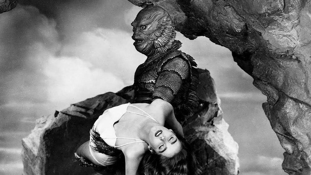Gill-Man (uomo-branchia), noto ai più come il mostro della laguna nera.